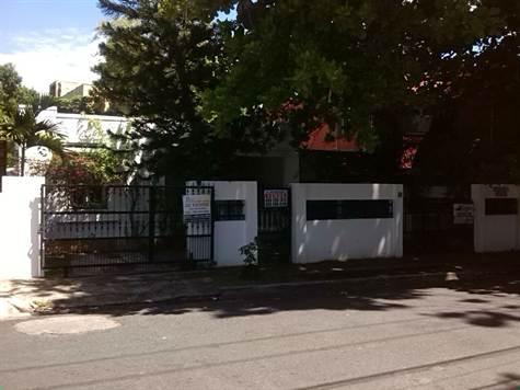 Casas en Venta Gazcue, Distrito Nacional