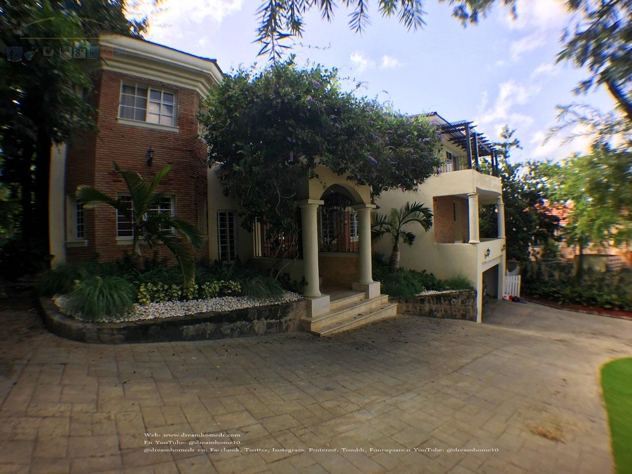 Casas en Venta Cuesta Hermosa II, Distrito Nacional