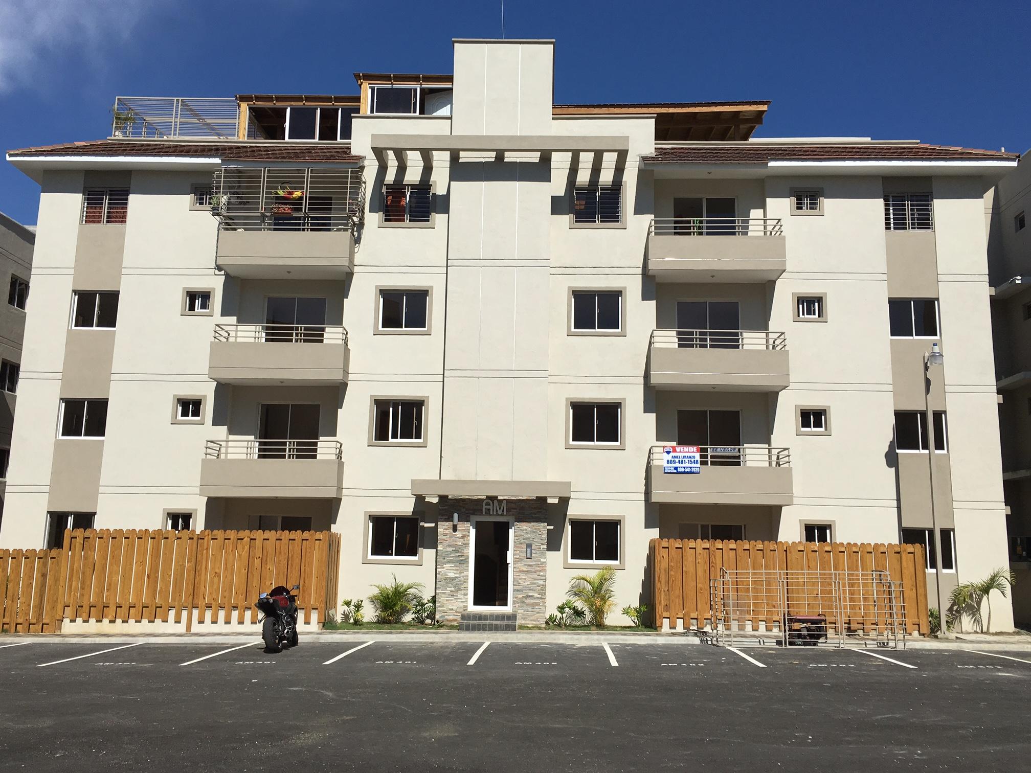 Apartamentos en Venta La Yuca, Distrito Nacional