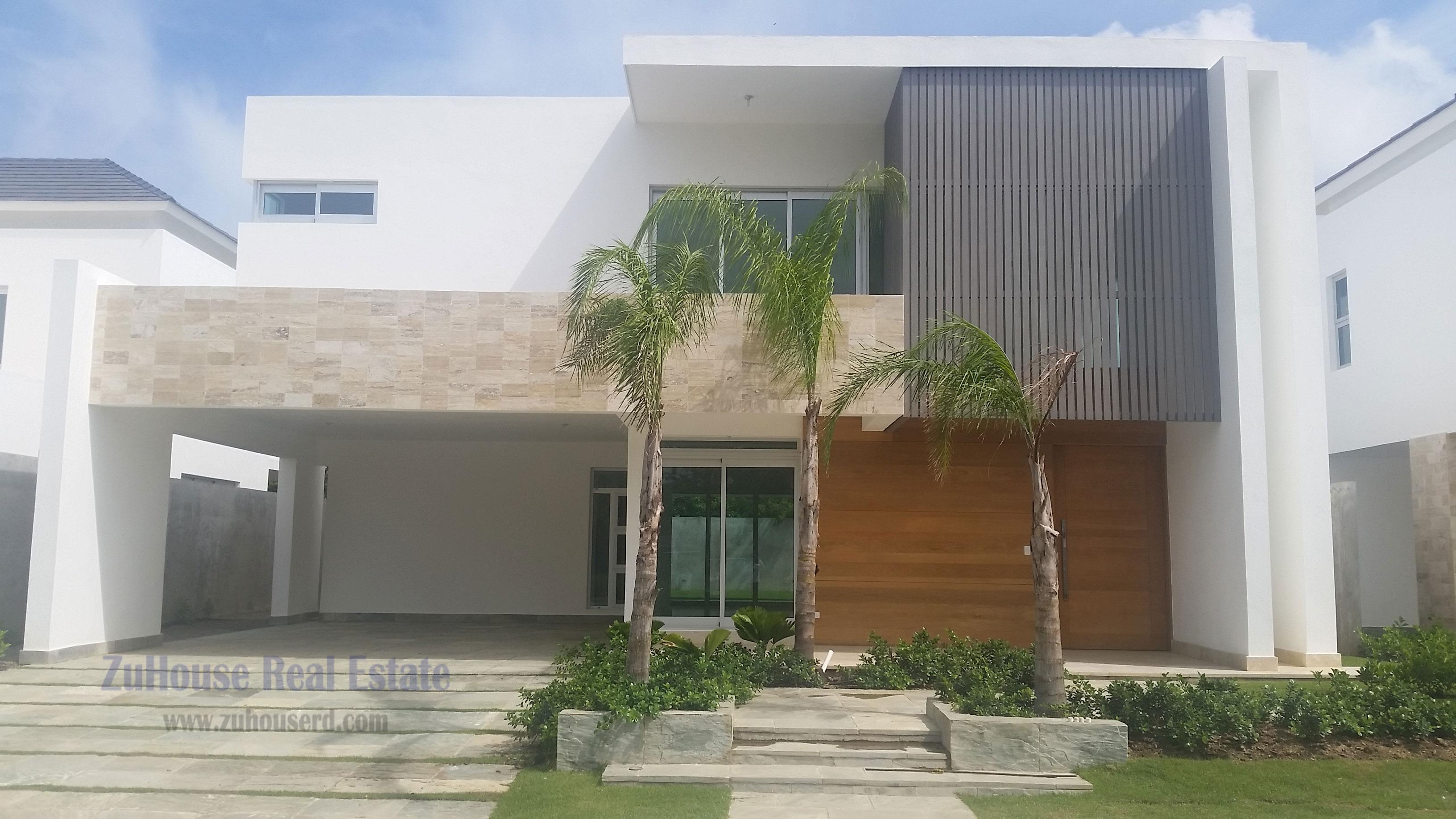 Casa Grande en Complejo Privado en Santiago WPC11D