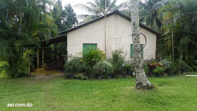 Fincas en Venta Villa Mella, Santo Domingo Norte