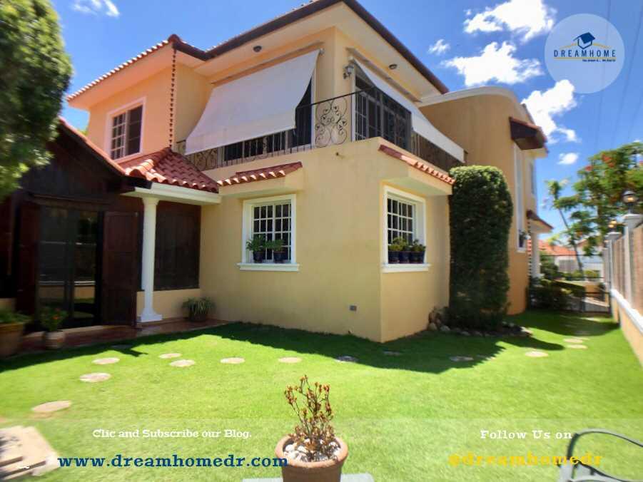 Casas en Venta Isabel Villas, Distrito Nacional