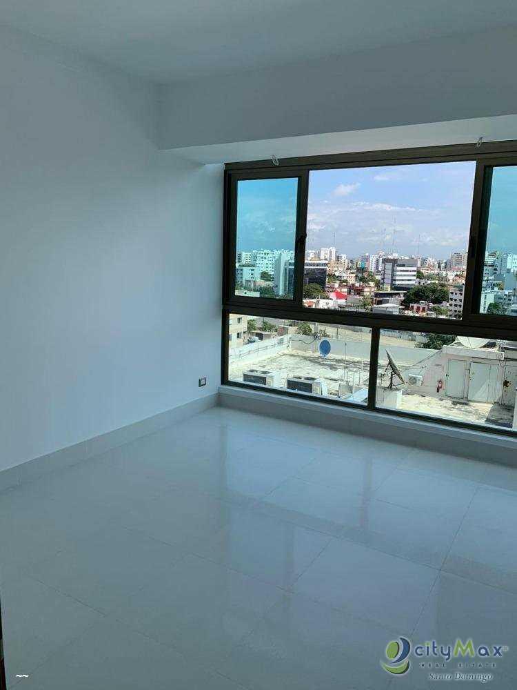 Alquilo Apartamento Linea Blanca en Torre de Piantini
