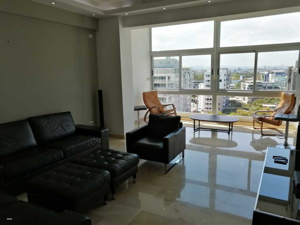 Alquilo Apartamento Amueblado en la Esperilla 2 Habitaciones