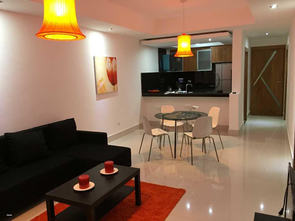 Alquilo Lujoso Apartamento Amueblado de 1 Habitación