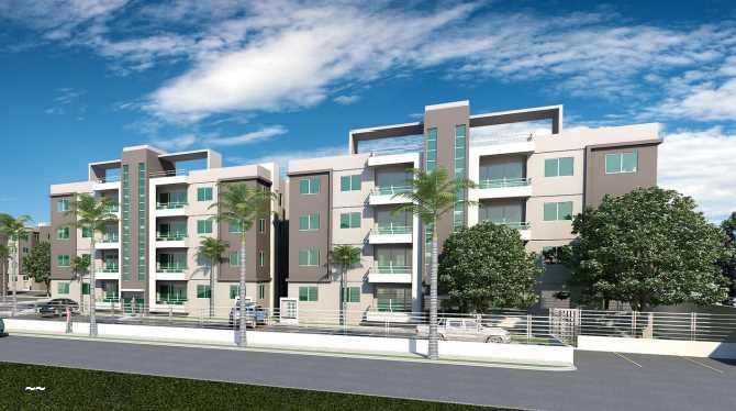 Apartamentos en Venta Av. Republica De Colombia, Distrito Nacional