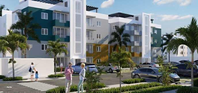 Apartamentos en Venta Buena Vista I, Distrito Nacional