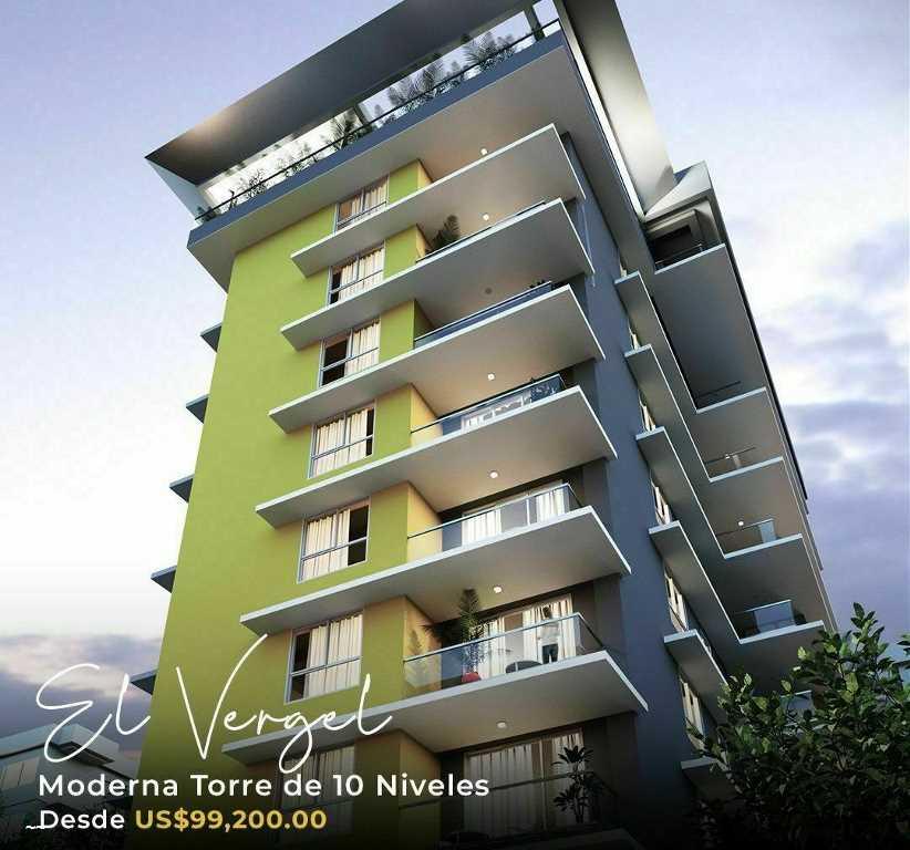 Apartamentos en Venta Zona Universitaria, Distrito Nacional