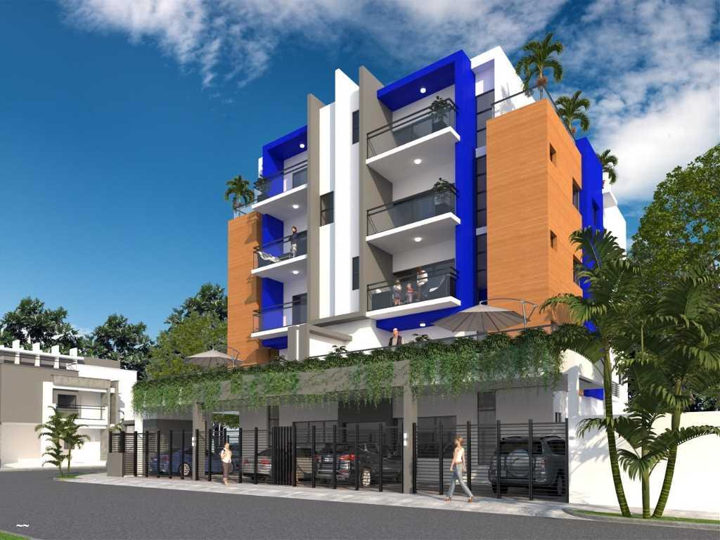 Apartamentos en Venta Paraiso Oriental I, Santo Domingo Este