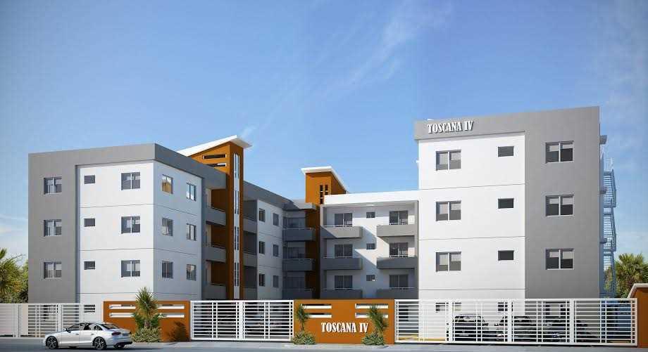 Apartamentos en Venta Res. Mirador del Este, Santo Domingo Este