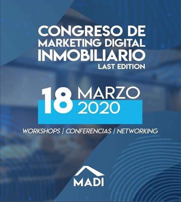 Congreso Digital MADI 2020