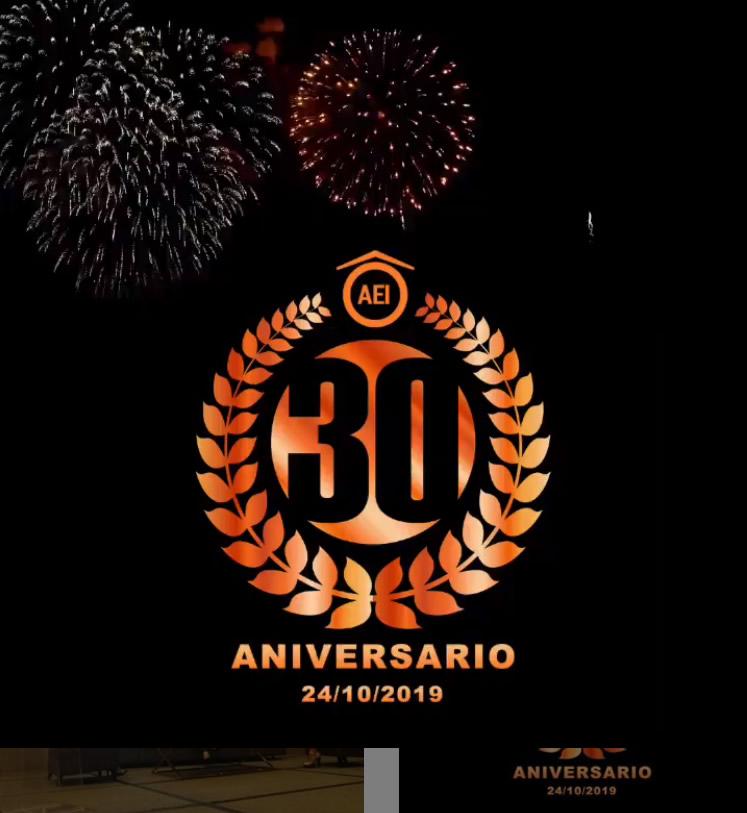 Celebramos nuestro 30 aniversario