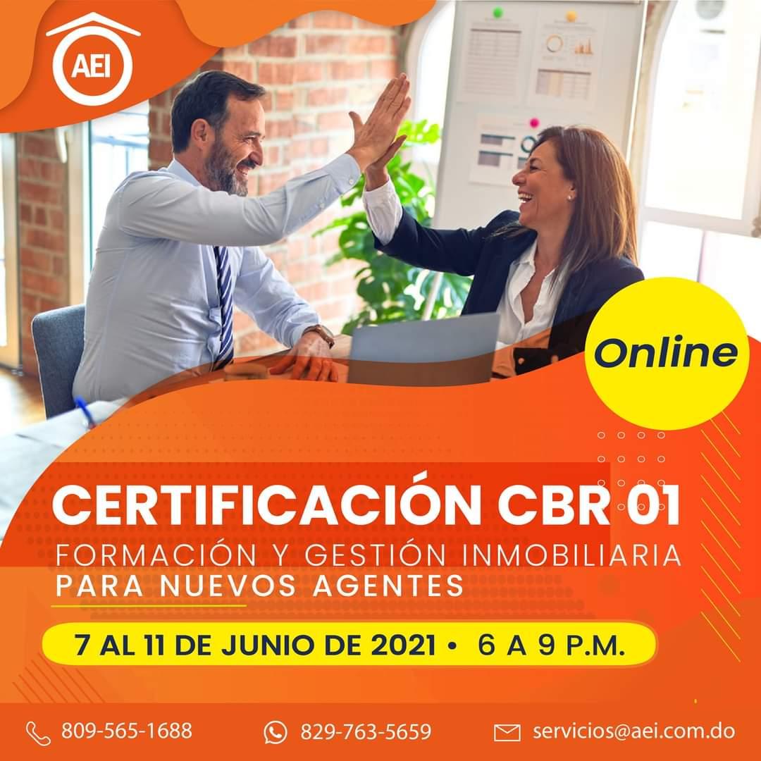 Certificación CBR 01 - v3