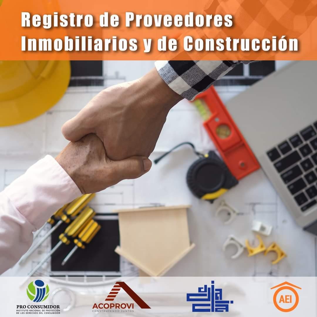 Registro de Proveedores Inmobiliarios y de Construcción