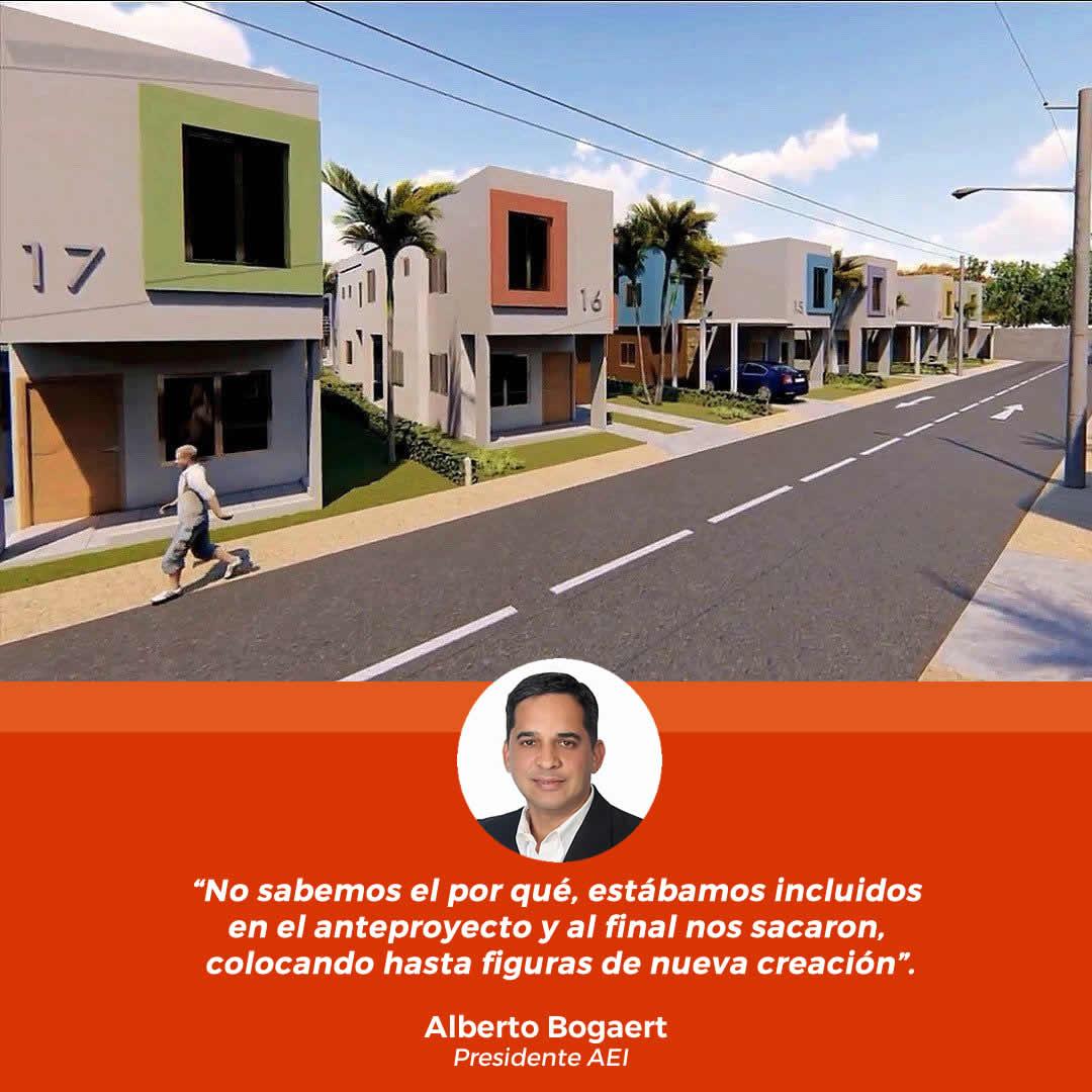 Ley de vivienda no toma en cuenta los agentes inmobiliarios